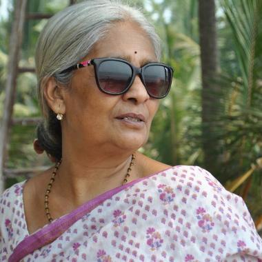 Mrs Krishna Bhattacharya