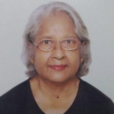 Mrs. Ancilla Aranha